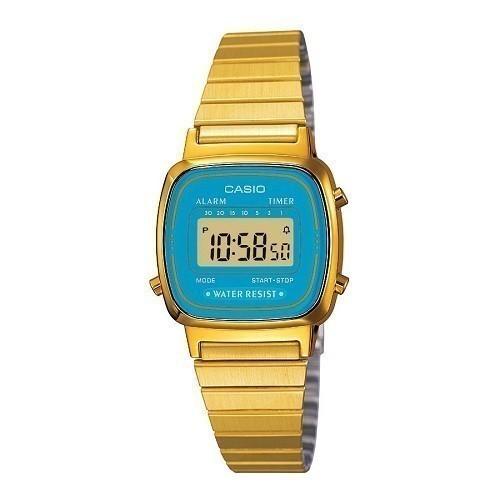 Tốt nghiệp cấp 3 rồi, 20 mẫu đồng hồ điện tử mùa chia tay thôi! - Ảnh: Casio LA670WGA-2DF
