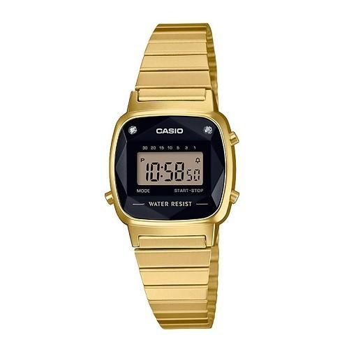 Tốt nghiệp cấp 3 rồi, 20 mẫu đồng hồ điện tử mùa chia tay thôi! - Ảnh: Casio LA670WGAD-1DF