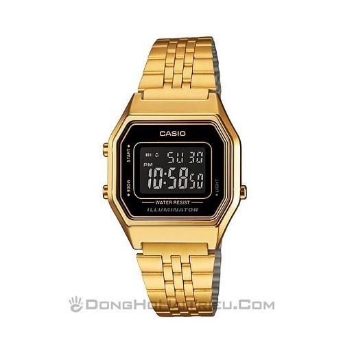 Tốt nghiệp cấp 3 rồi, 20 mẫu đồng hồ điện tử mùa chia tay thôi! - Ảnh: Casio LA680WGA-1BDF