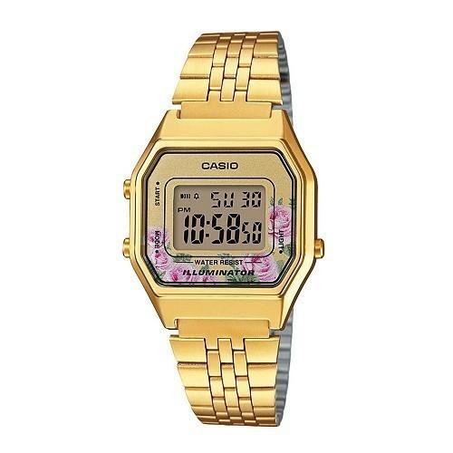 Tốt nghiệp cấp 3 rồi, 20 mẫu đồng hồ điện tử mùa chia tay thôi! - Ảnh: Casio LA680WGA-4CDF