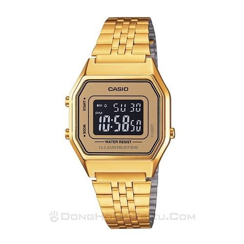 Tốt nghiệp cấp 3 rồi, 20 mẫu đồng hồ điện tử mùa chia tay thôi! - Ảnh: Casio LA680WGA-9BDF