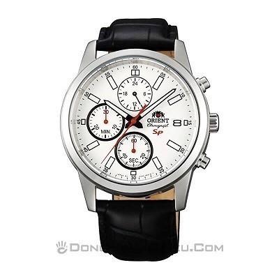 15 mẫu đồng hồ Orient giá rẻ nhất, rẻ như hàng xách tay - Ảnh: Orient FKU00006W0