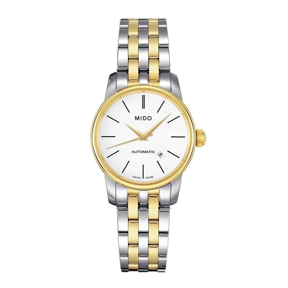 Tổng hợp 30 mẫu đồng hồ nữ mặt nhỏ dưới 29mm bán chạy nhất - Ảnh: Mido M7600.9.76.1