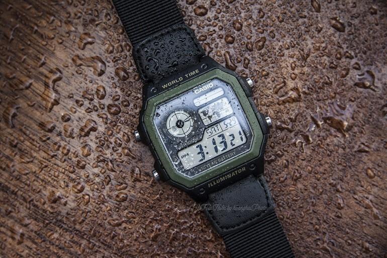 5 Mẫu đồng hồ quân đội chính hãng giá rẻ nhất, chỉ từ 1 triệu - Ảnh: 1