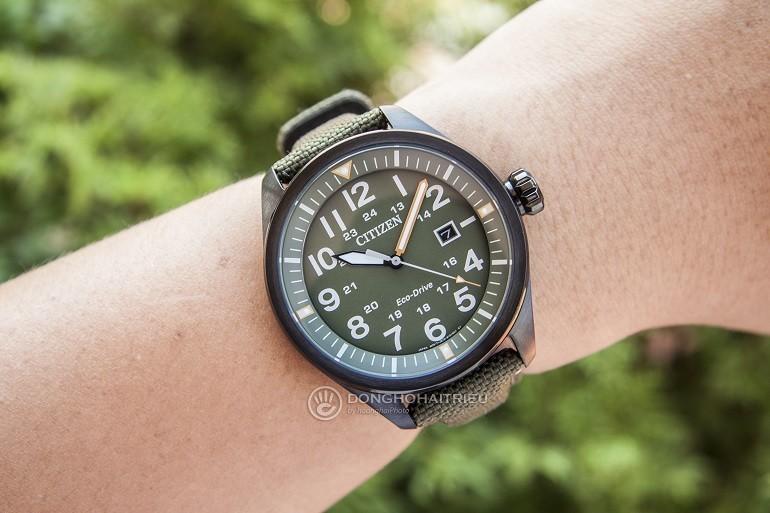 5 Mẫu đồng hồ quân đội chính hãng giá rẻ nhất, chỉ từ 1 triệu - Ảnh: 5