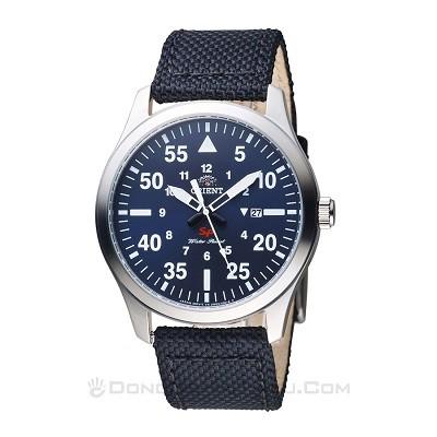 5 Mẫu đồng hồ quân đội chính hãng giá rẻ nhất, chỉ từ 1 triệu - Ảnh: Orient FUNG2005D0