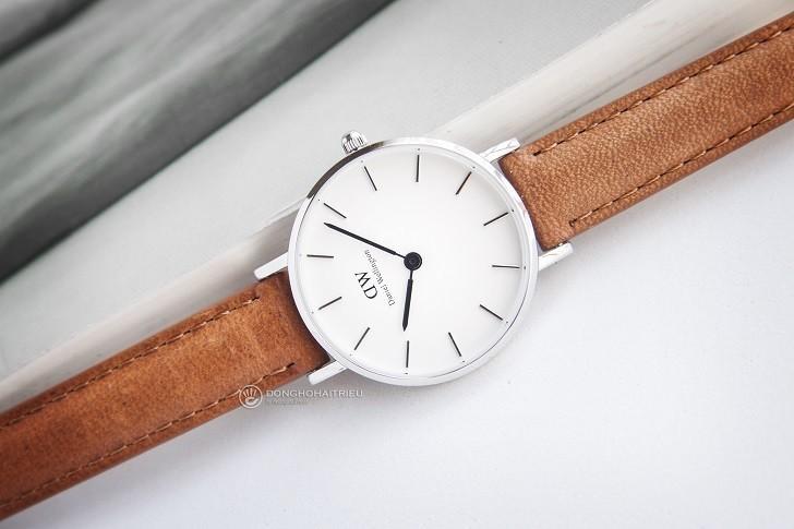 Bật mí dây Durham trên đồng hồ Daniel Wellington DW00100240 - Ảnh: 5