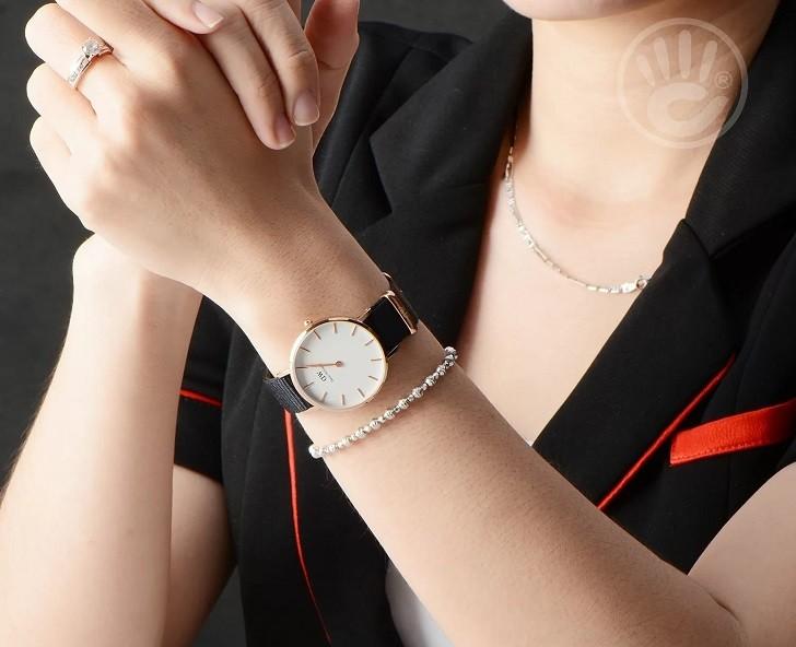 Đồng hồ Daniel Wellington DW00100254 siêu mỏng thời thượng - Ảnh 1
