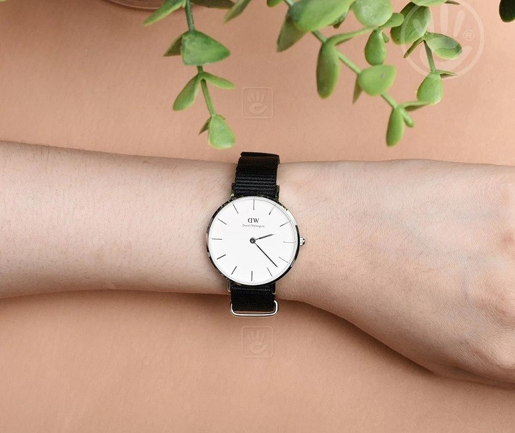 Đồng hồ Daniel Wellington DW00100254 siêu mỏng thời thượng - Ảnh 2