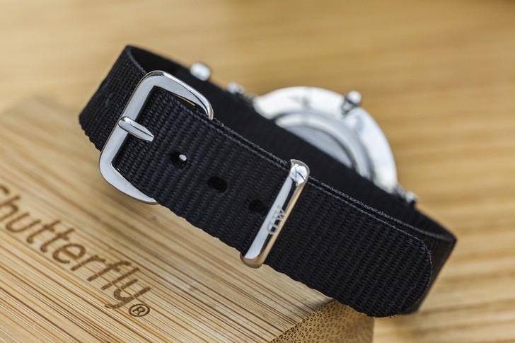 Đồng hồ Daniel Wellington DW00100254 siêu mỏng thời thượng - Ảnh 4