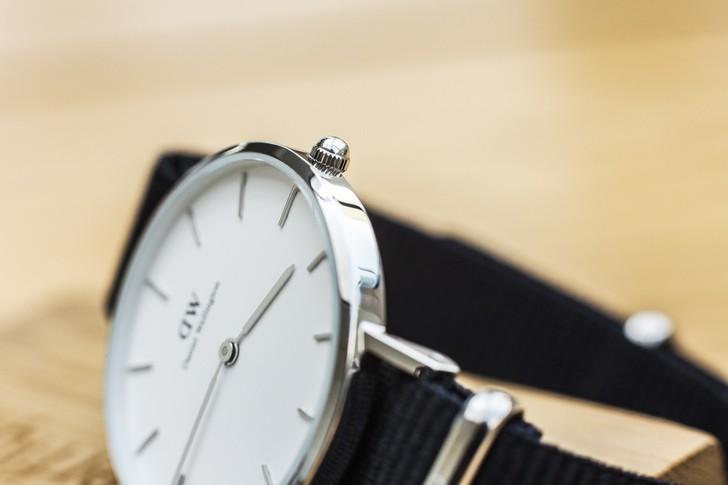 Đồng hồ Daniel Wellington DW00100254 siêu mỏng thời thượng - Ảnh 5