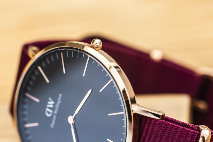 Đồng hồ Daniel Wellington DW00100269: Quyến rũ từ màu sắc - Ảnh 5