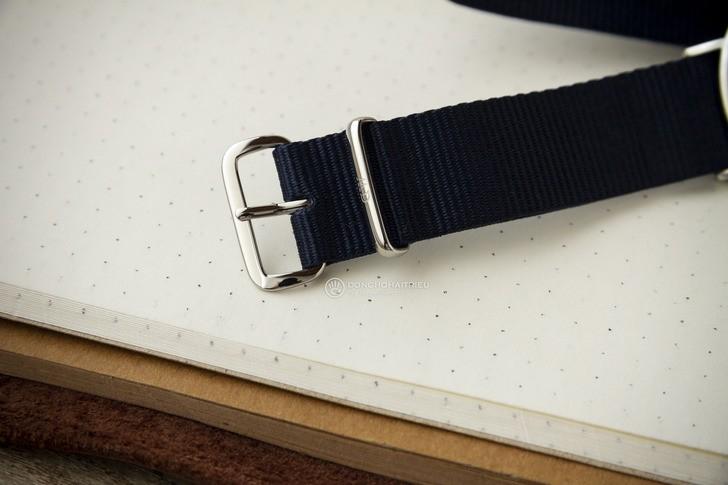 Đồng hồ Daniel Wellington DW00100276: Sắc xanh của tuổi trẻ - Ảnh 4