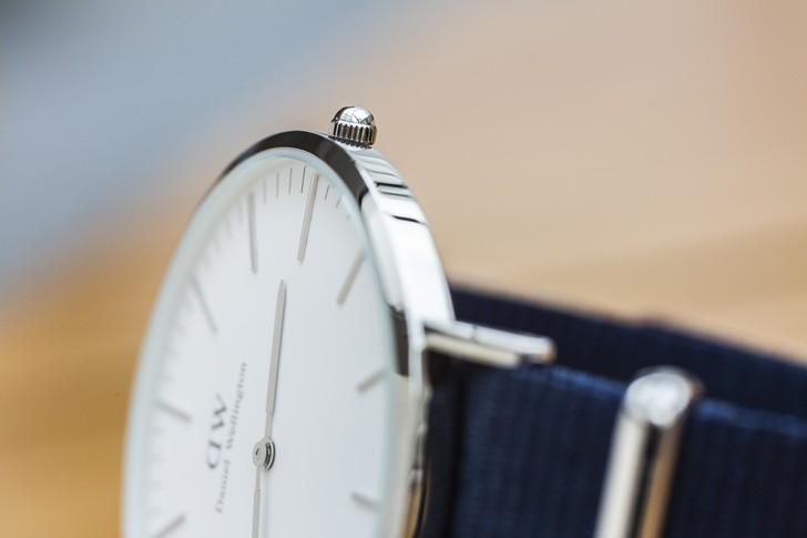 Đồng hồ Daniel Wellington DW00100276: Sắc xanh của tuổi trẻ - Ảnh 5