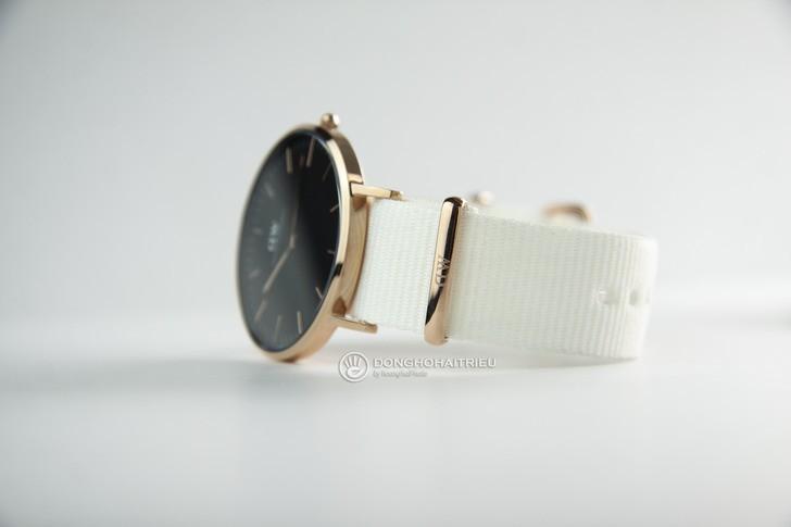 Đồng hồ Daniel Wellington DW00100312 dây vải Nato trẻ trung - Ảnh 5