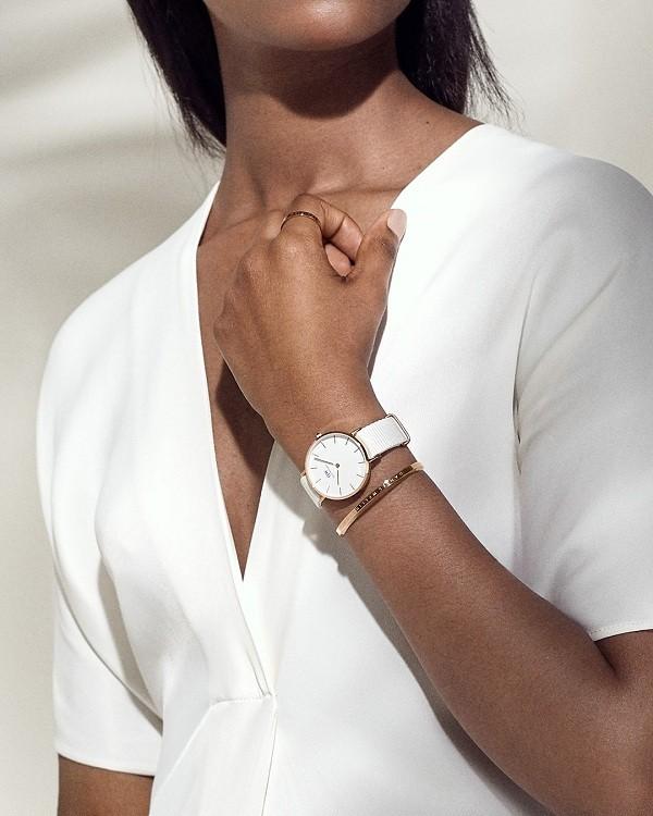 Đồng hồ nữ Daniel Wellington DW00100313 sở hữu thiết kế tinh tế - Ảnh 1