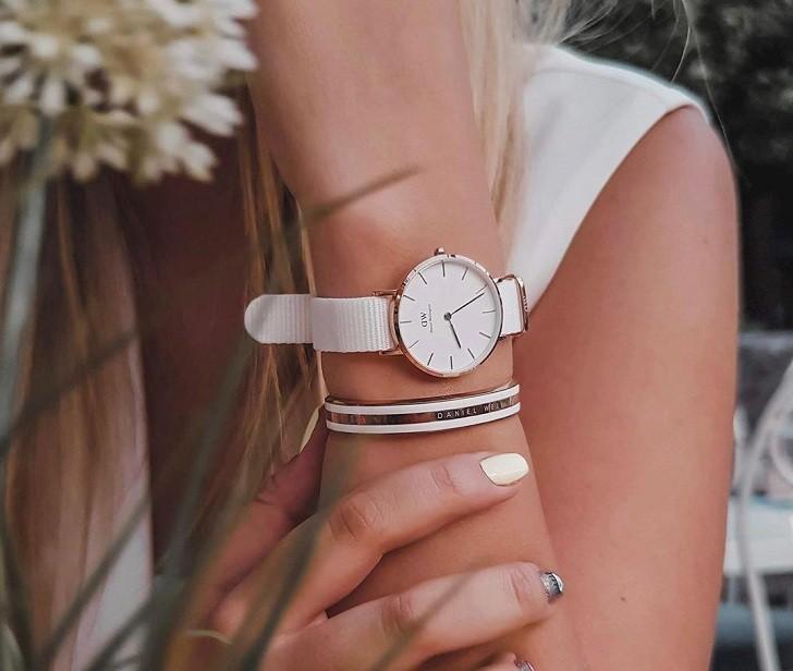 Đồng hồ nữ Daniel Wellington DW00100313 sở hữu thiết kế tinh tế - Ảnh 2