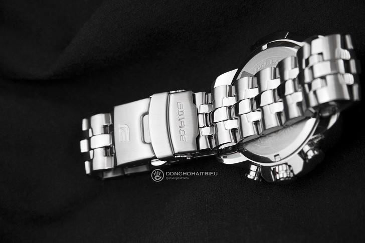 Đồng hồ Casio EF-558D-7AVUDF chống nước cao, có Tachymeter - Ảnh: 2