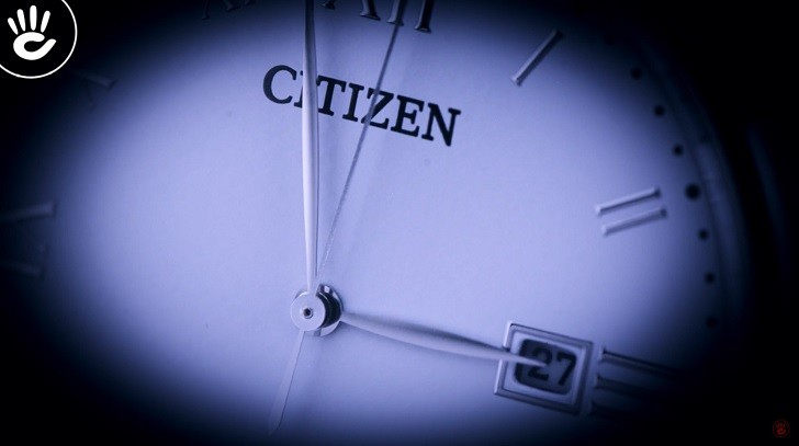 Đồng hồ Citizen BM6970-52A máy Eco-Drive, kính sapphire - Ảnh: 5