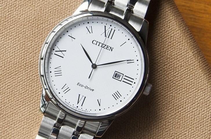 Đồng hồ Citizen BM6970-52A máy Eco-Drive, kính sapphire - Ảnh: 7