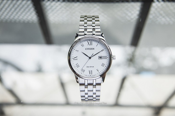 Đồng hồ Citizen BM6970-52A máy Eco-Drive, kính sapphire - Ảnh: 8