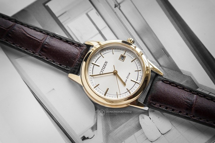 Đồng hồ Citizen FE1083-02A nữ, máy Eco-Drive (Nhật Bản) - Ảnh: 1