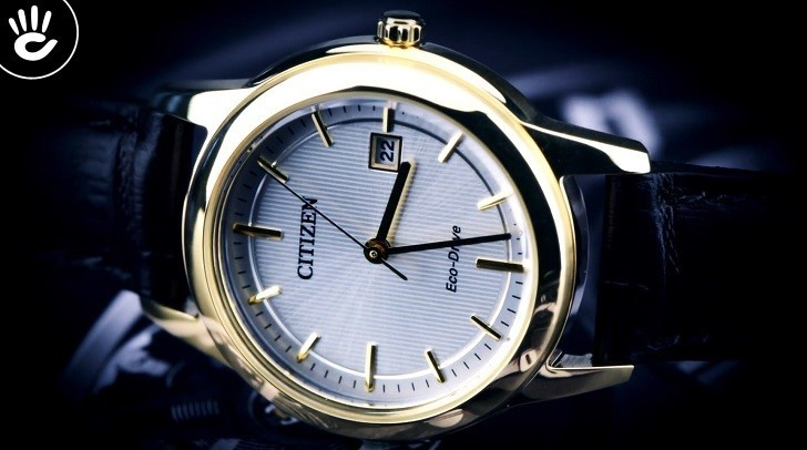 Đồng hồ Citizen FE1083-02A nữ, máy Eco-Drive (Nhật Bản) - Ảnh: 2