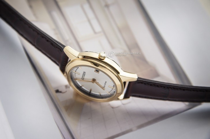 Đồng hồ Citizen FE1083-02A nữ, máy Eco-Drive (Nhật Bản) - Ảnh: 5