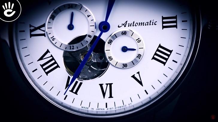 "Đồng hồ Citizen NP1020-82A máy cơ ""Open Heart"", trữ cót 40 giờ - Ảnh: 3"