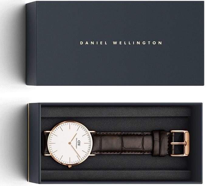 Đồng hồ Daniel Wellington DW00100011 chính hãng, giá rẻ - Ảnh: 4
