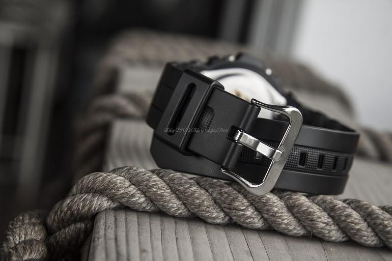 Đồng hồ G-Shock AW-591-2ADR có dạ quang, chịu nước 20ATM - Ảnh: 3