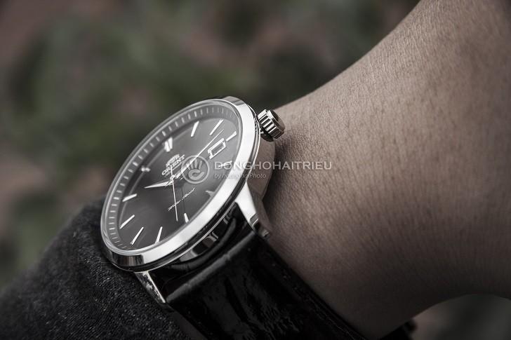 Đồng hồ Orient FER27006B0 máy cơ, giá rẻ đến từ Nhật - Ảnh: 7