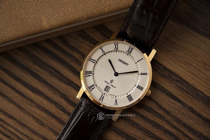 Đồng hồ Orient FGW0100FW0 siêu mỏng giá rẻ, kính sapphire - Ảnh: 1