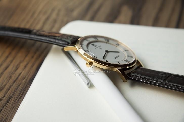Đồng hồ Orient FGW0100FW0 siêu mỏng giá rẻ, kính sapphire - Ảnh: 2