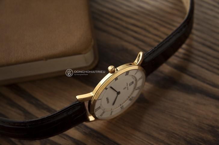 Đồng hồ Orient FGW0100FW0 siêu mỏng giá rẻ, kính sapphire - Ảnh: 5