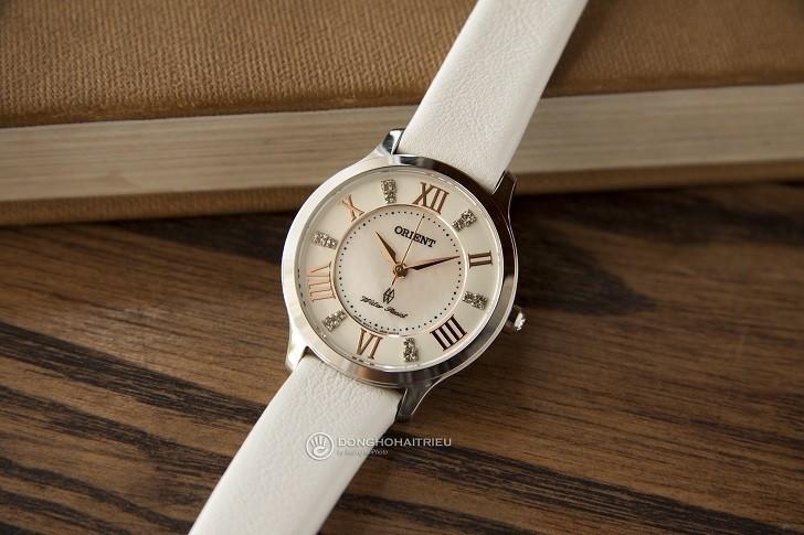 Đồng hồ Orient FUB9B005W0 đính đá Swarovski cho nàng tay nhỏ - Ảnh: 1