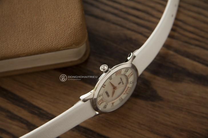 Đồng hồ Orient FUB9B005W0 đính đá Swarovski cho nàng tay nhỏ - Ảnh: 3