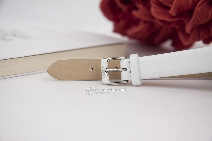 Đồng hồ Orient FUB9B005W0 đính đá Swarovski cho nàng tay nhỏ - Ảnh: 4
