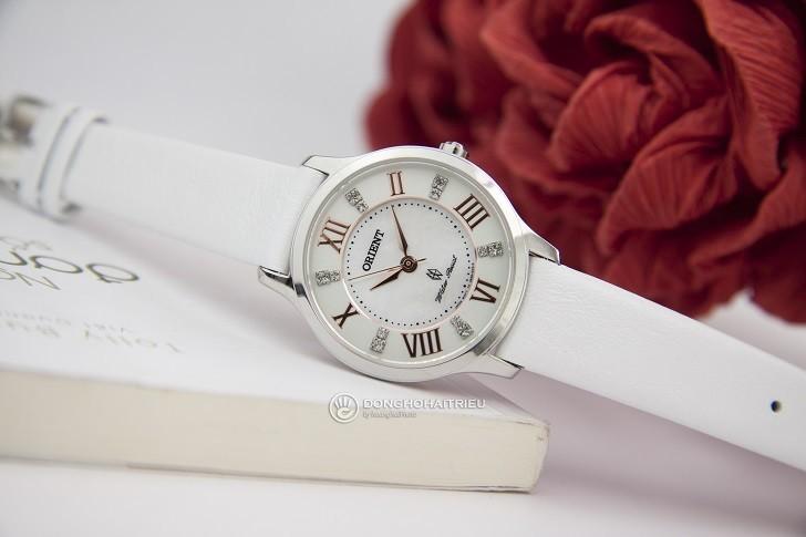 Đồng hồ Orient FUB9B005W0 đính đá Swarovski cho nàng tay nhỏ - Ảnh: 5