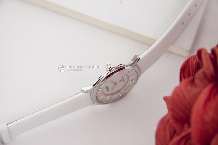 Đồng hồ Orient FUB9B005W0 đính đá Swarovski cho nàng tay nhỏ - Ảnh: 6