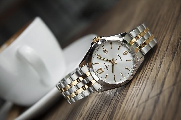 Đồng hồ Orient SUND6002W0 chính hãng giá rẻ, miễn phí thay pin - Ảnh: 1