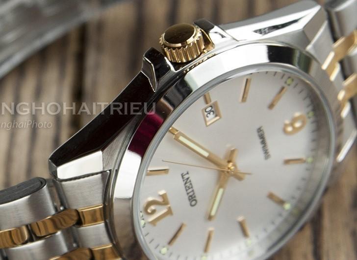 Đồng hồ Orient SUND6002W0 chính hãng giá rẻ, miễn phí thay pin - Ảnh: 6