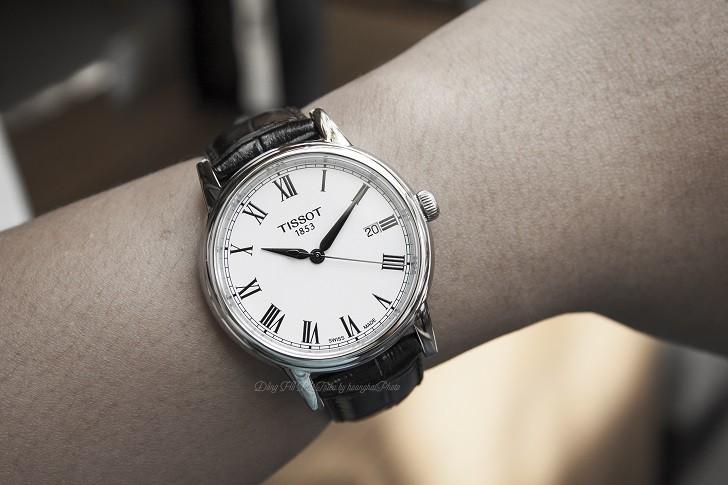 Đồng hồ Tissot T085.410.16.013.00 chính hãng | Fake đền 10 - Ảnh: 4
