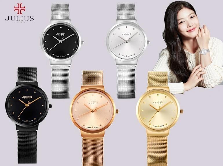 Giá dưới 1 triệu, nên mua đồng hồ Julius hay Casio chính hãng? - Ảnh: 2