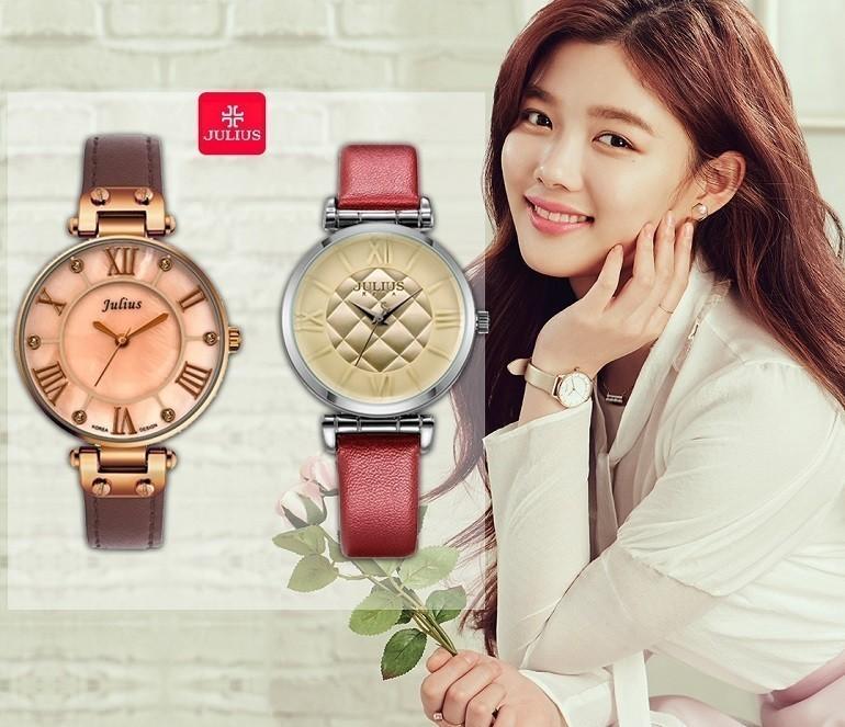Giá dưới 1 triệu, nên mua đồng hồ Julius hay Casio chính hãng? - Ảnh: 4