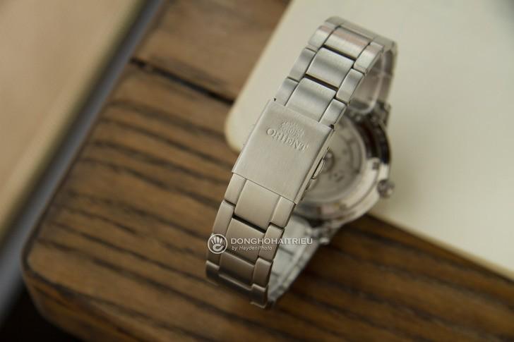 Đồng hồ Orient RA-AR0102S10B: Nam tính và lịch lãm, mặt số lộ cơ - Ảnh 4