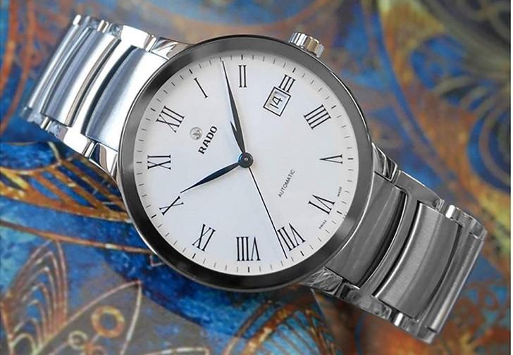 Đồng hồ nam Rado R30939013 đẳng cấp Thụy Sỹ kính sapphire - Ảnh 1
