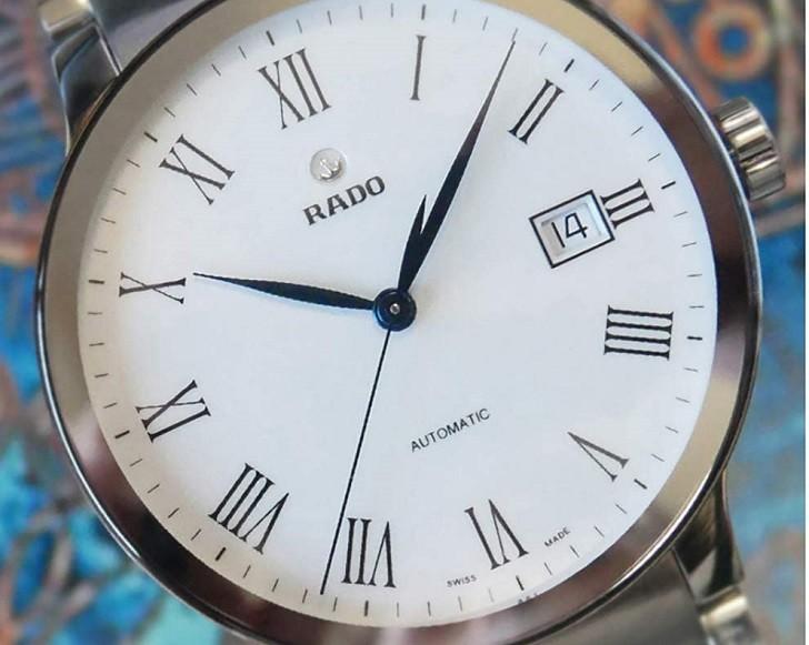 Đồng hồ nam Rado R30939013 đẳng cấp Thụy Sỹ kính sapphire - Ảnh 2