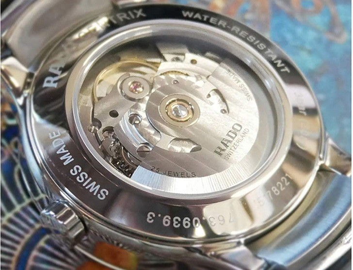 Đồng hồ nam Rado R30939013 đẳng cấp Thụy Sỹ kính sapphire - Ảnh 5
