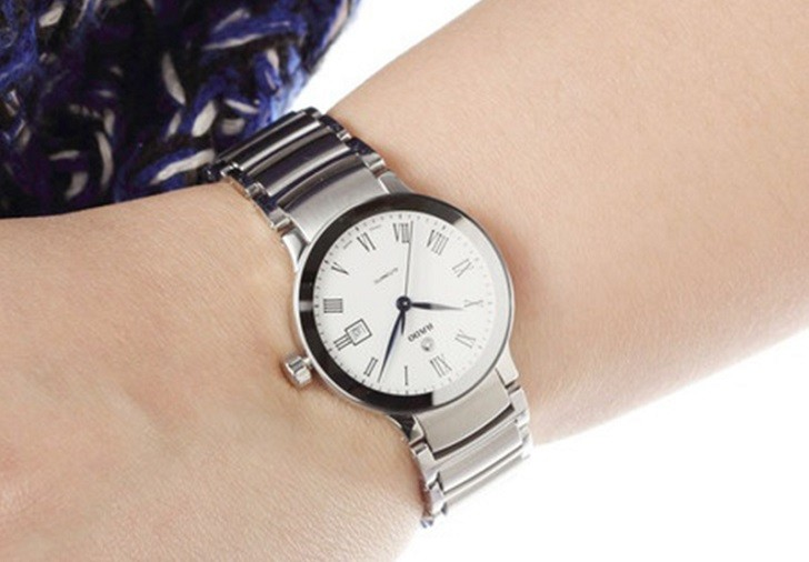 Đồng hồ nam Rado R30939013 đẳng cấp Thụy Sỹ kính sapphire - Ảnh 6
